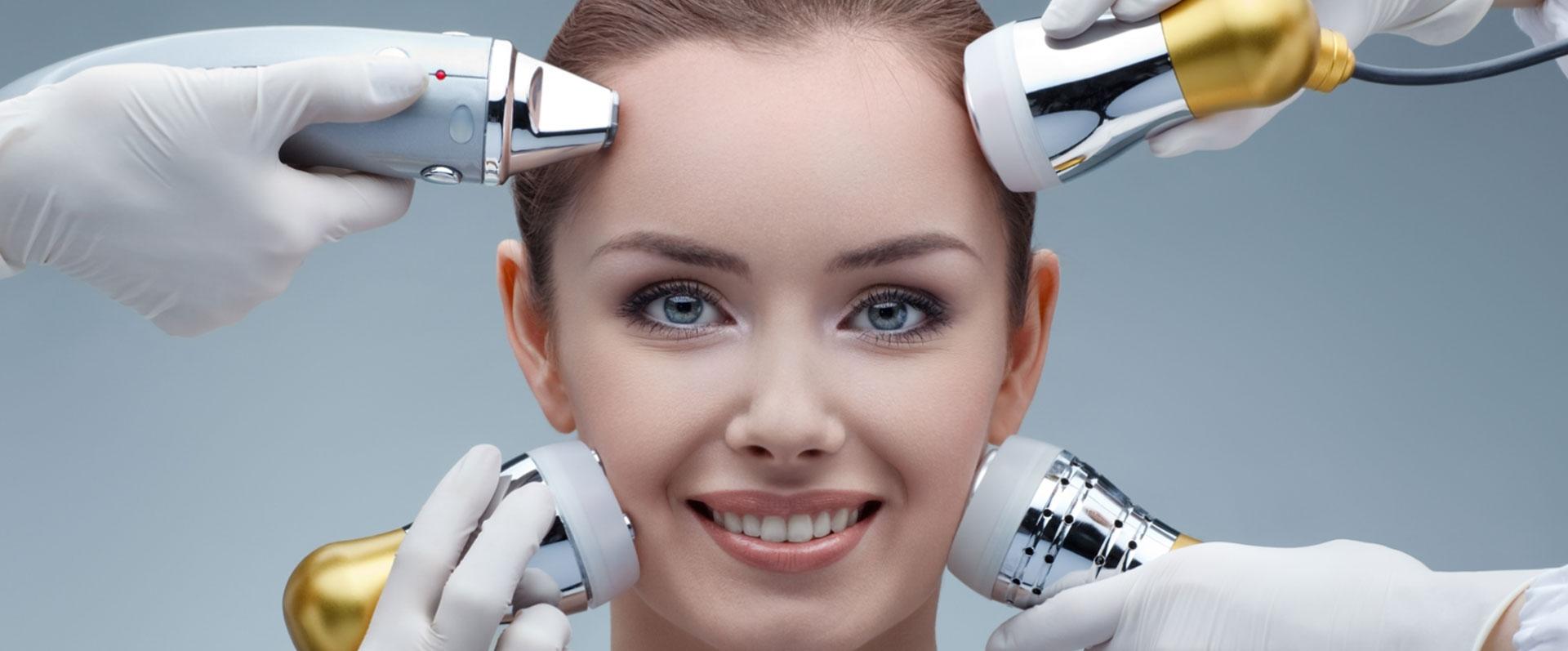 Аппаратная косметология для женщин